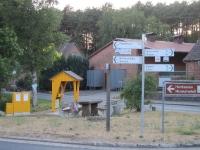 Stoppomat  Richtung Hösseringen/Räber