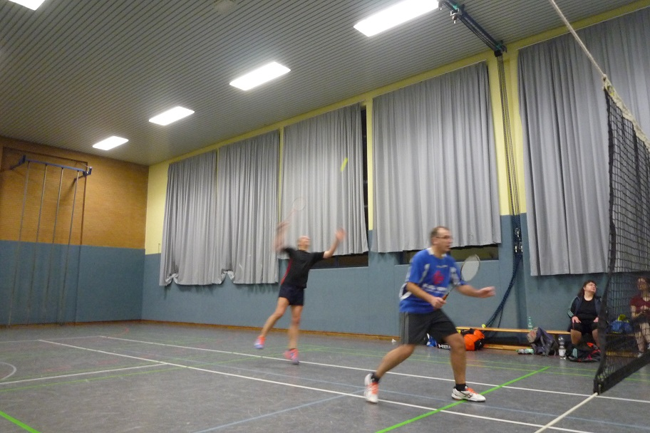 Trainingsabend in Dannenberg 2018
